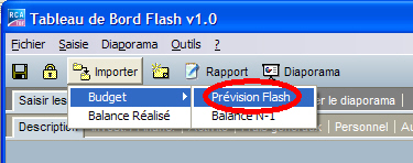 rca prevision flash